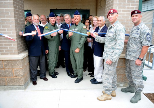 New Building Opened at 106th Rescue Wing